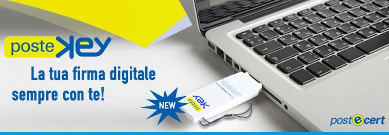 firma digitale poste italiane mac